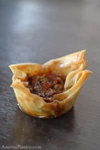 How To Make Phyllo Cups With Pecan Pie No Corn Syrup