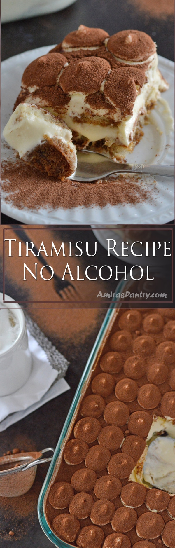 Tiramisu Cake Recipe No Alcohol