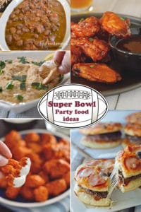 12 recipes to bring your super bowl party to the next level
