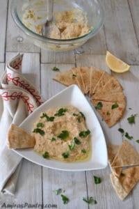 Baba Ganoush Recipe (Ghanoush)