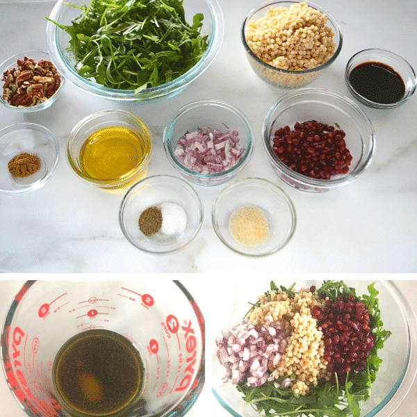 Couscous Salad recipe ingredients and steps