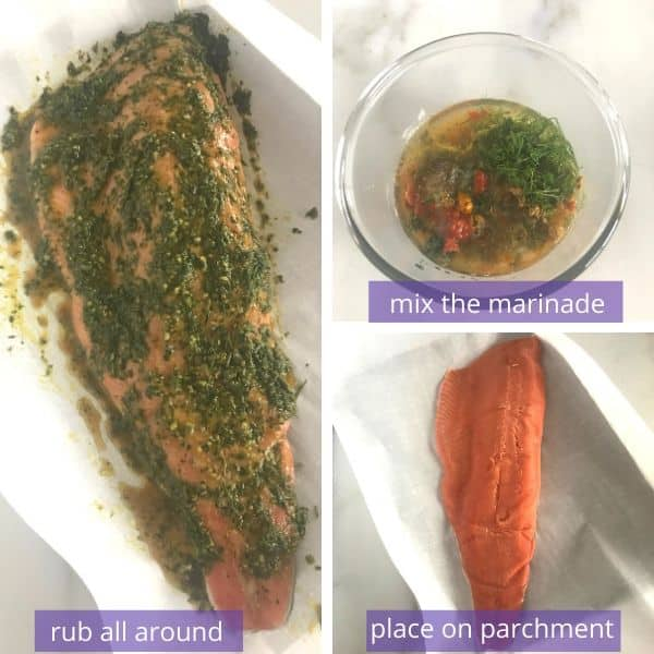 best baked salmon recipe step by step