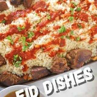 Eid al adha food